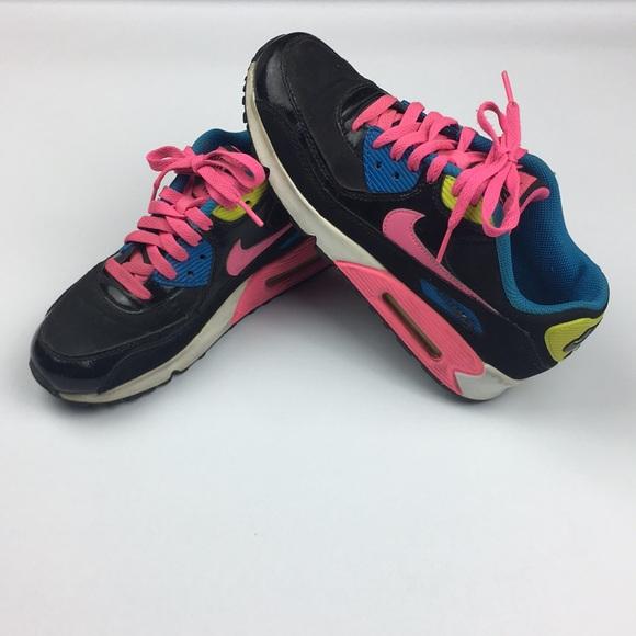 Nike Shoes | Nike Air Max 9 Neon Colors